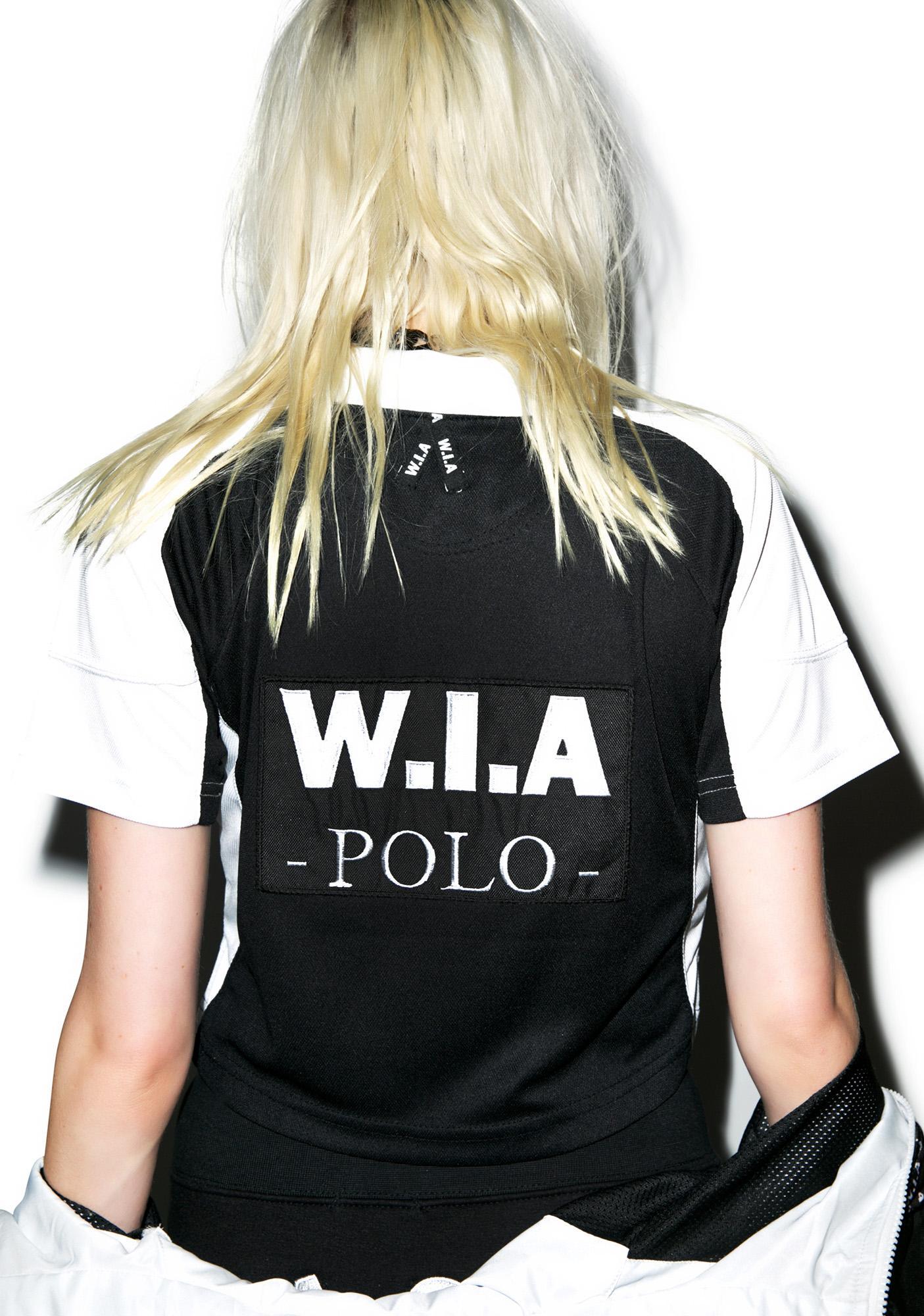 W.I.A Goth Polo