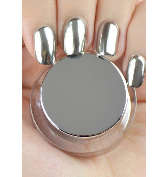 Le Mini Macaron Le Metallique Powder Nail Set