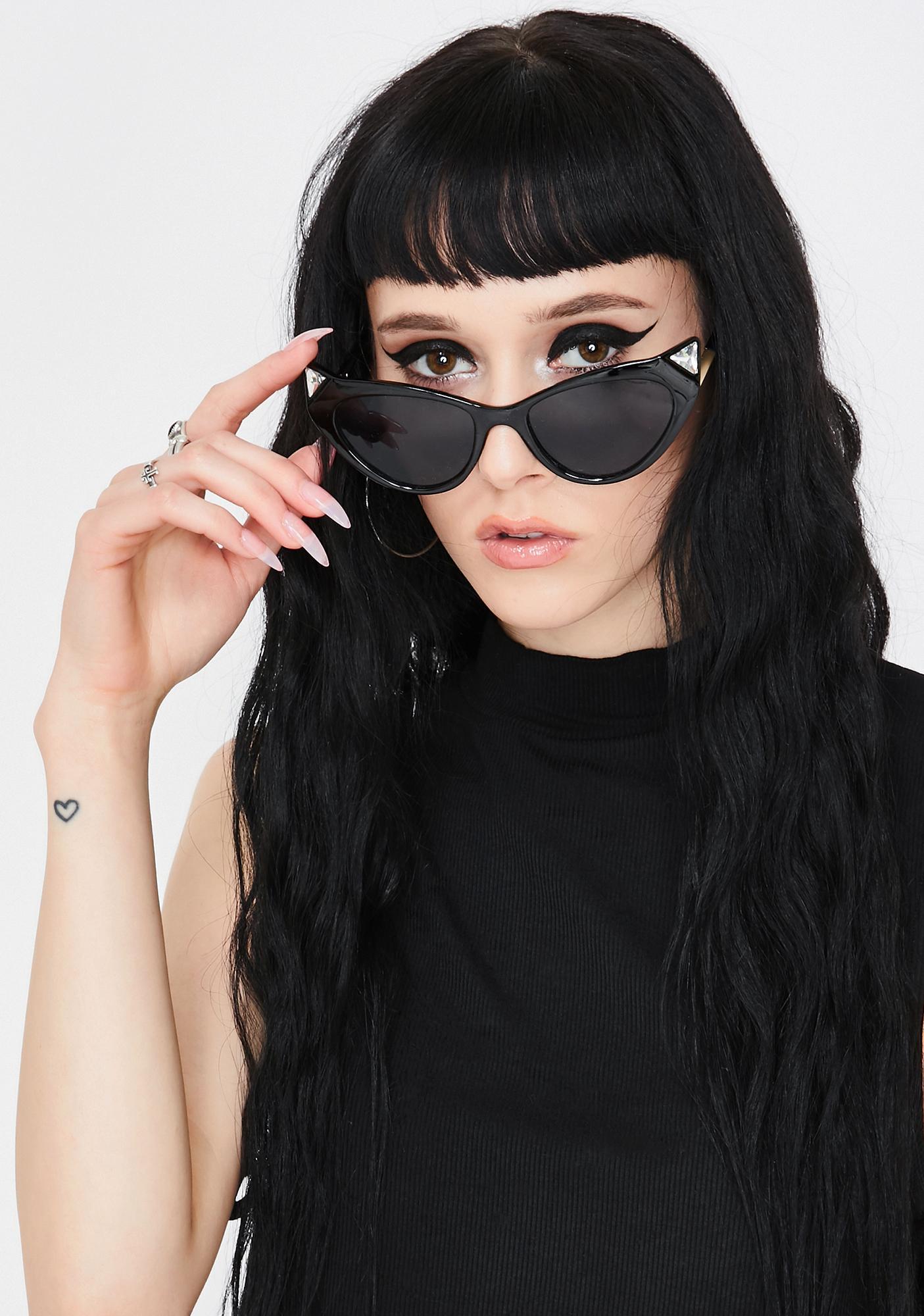 Lunar Basic Baller Cat Eye Sunglasses