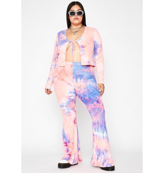Mz. Sugar Nova Flare Pants