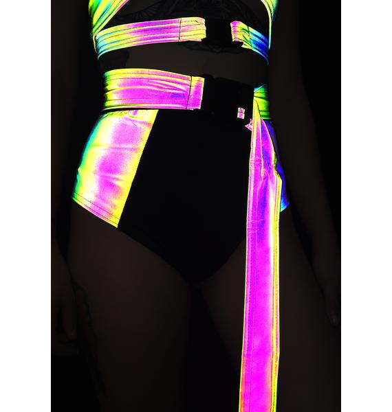 Rolita Rave Couture Torture Belt