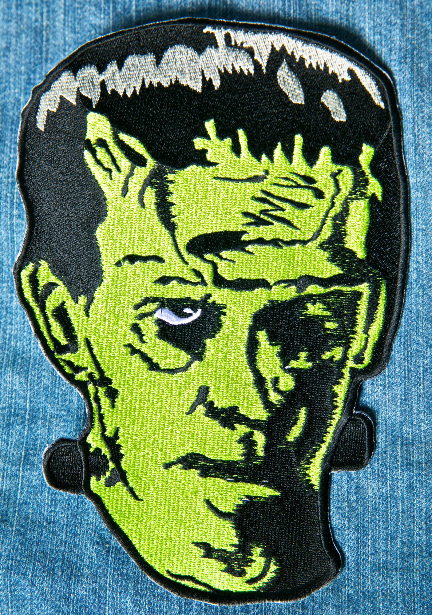 Victor's Severed Head Patch