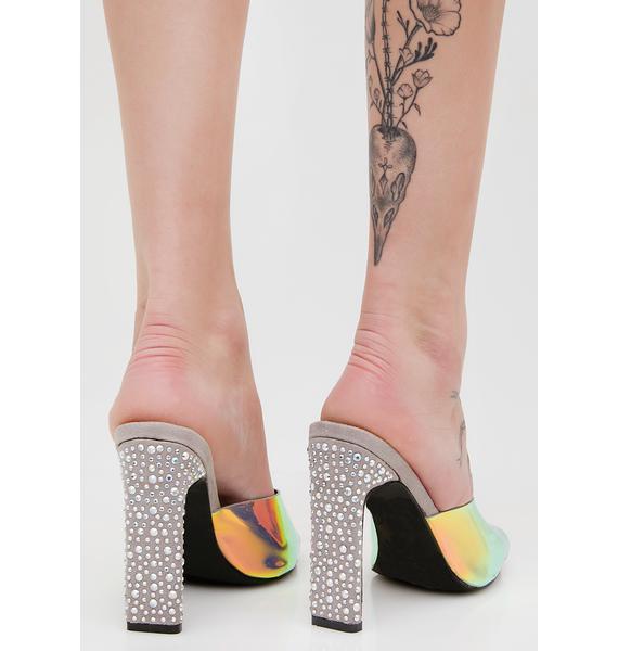 Funky Cinderella Slides