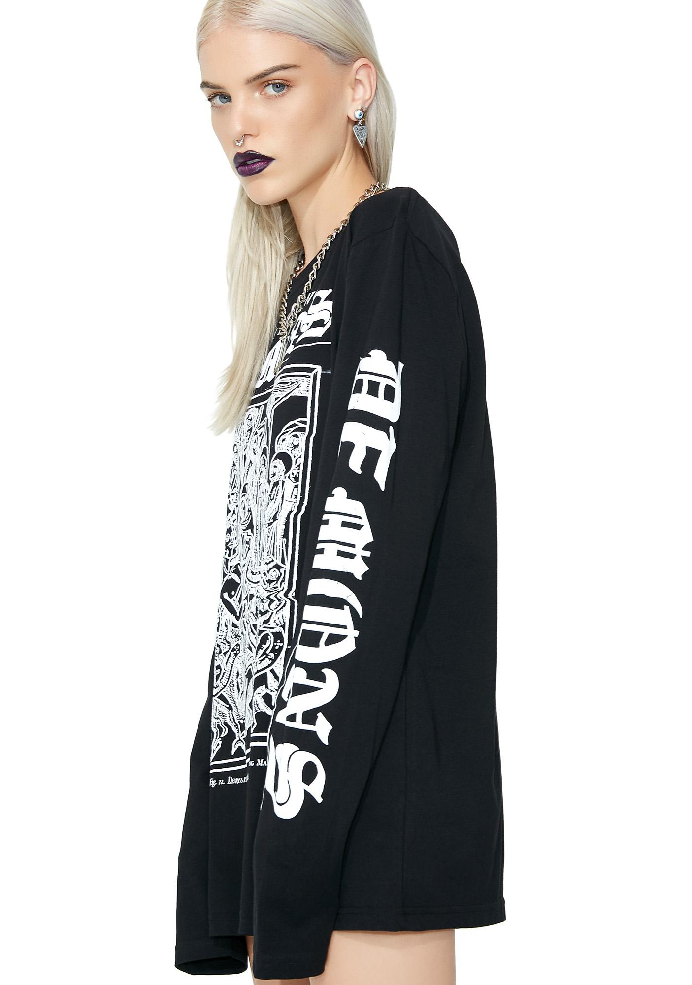 Disturbia Demons Long Sleeve