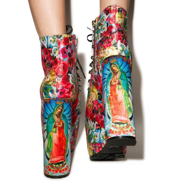 Iron Fist Like A Virgin Boots