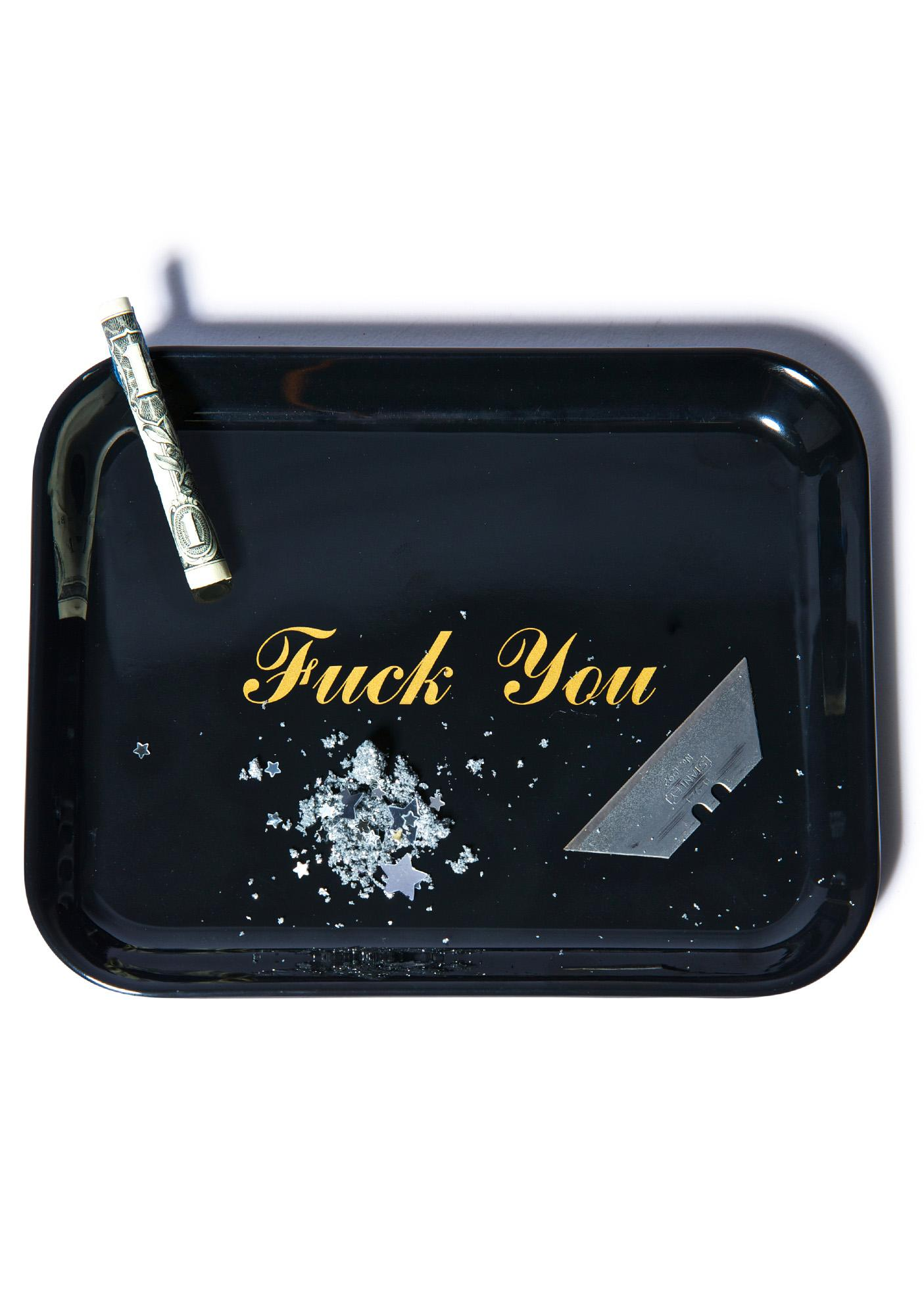 HUF Gratuity Rolling Tray