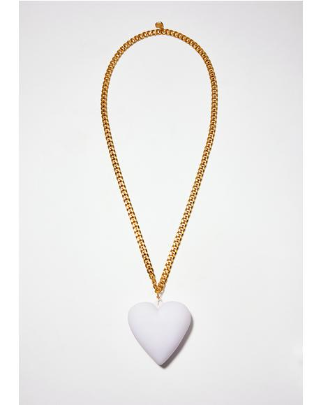 Big Love LED Heart Necklace