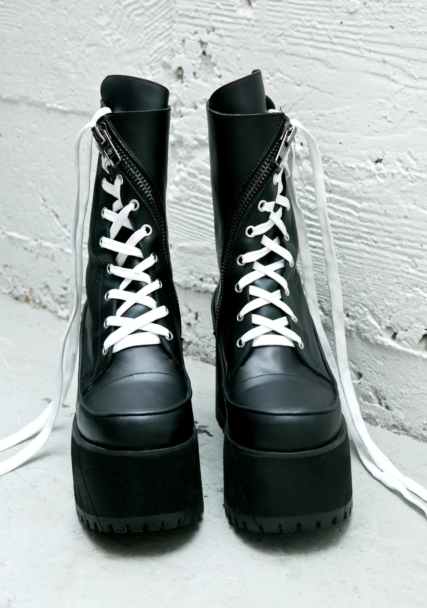 Current Mood Leather Twister Boots