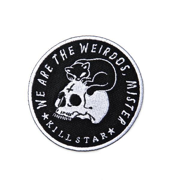 Killstar Weirdos Patch