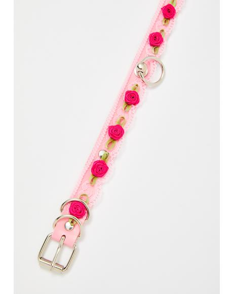 Rose Rebellion O-Ring Choker