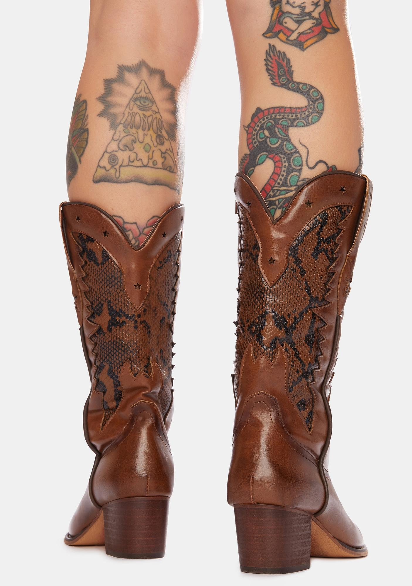 Whiskey Ride 'Til Dawn Cowboy Boots