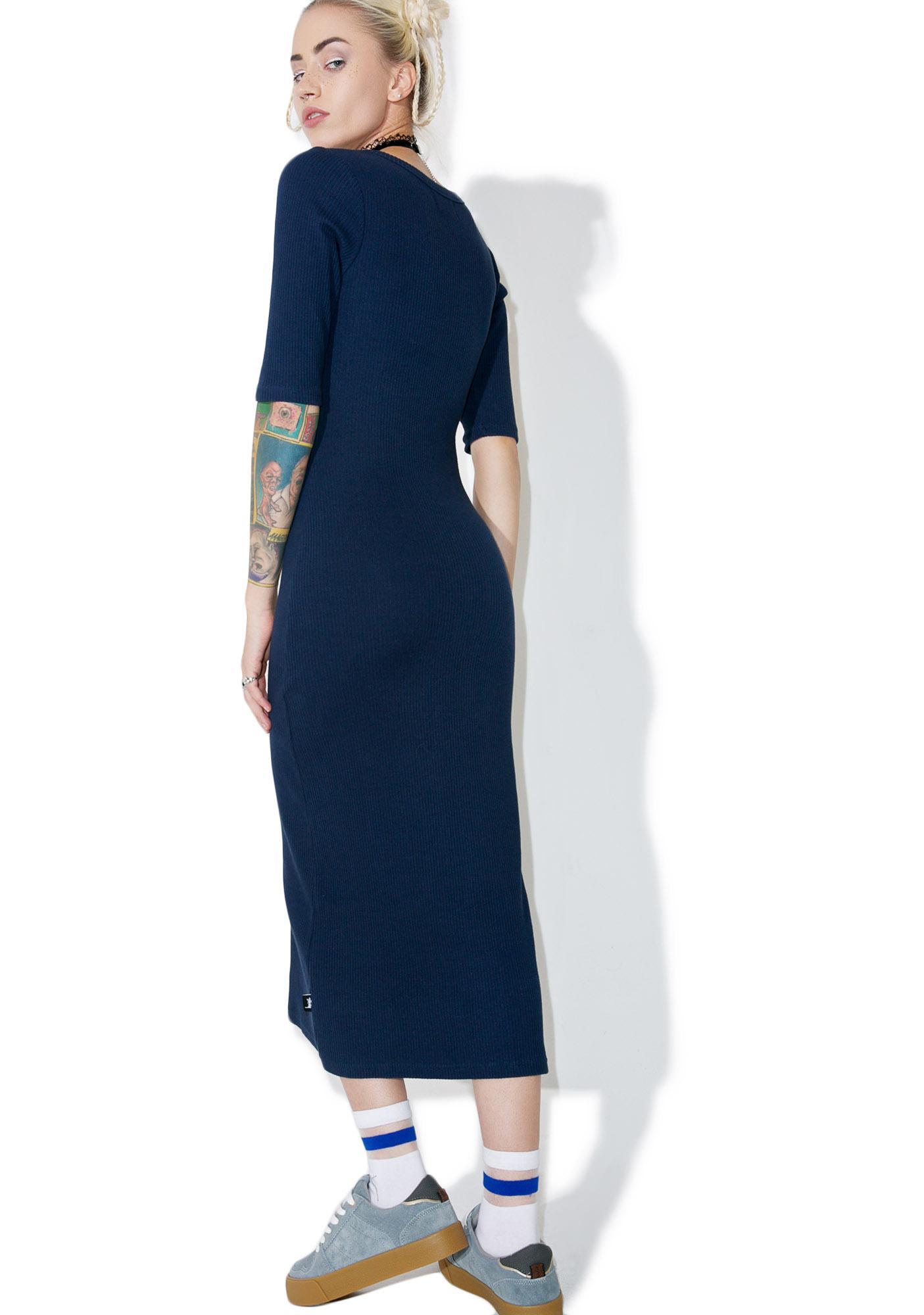 Stussy Lockwood Maxi Dress