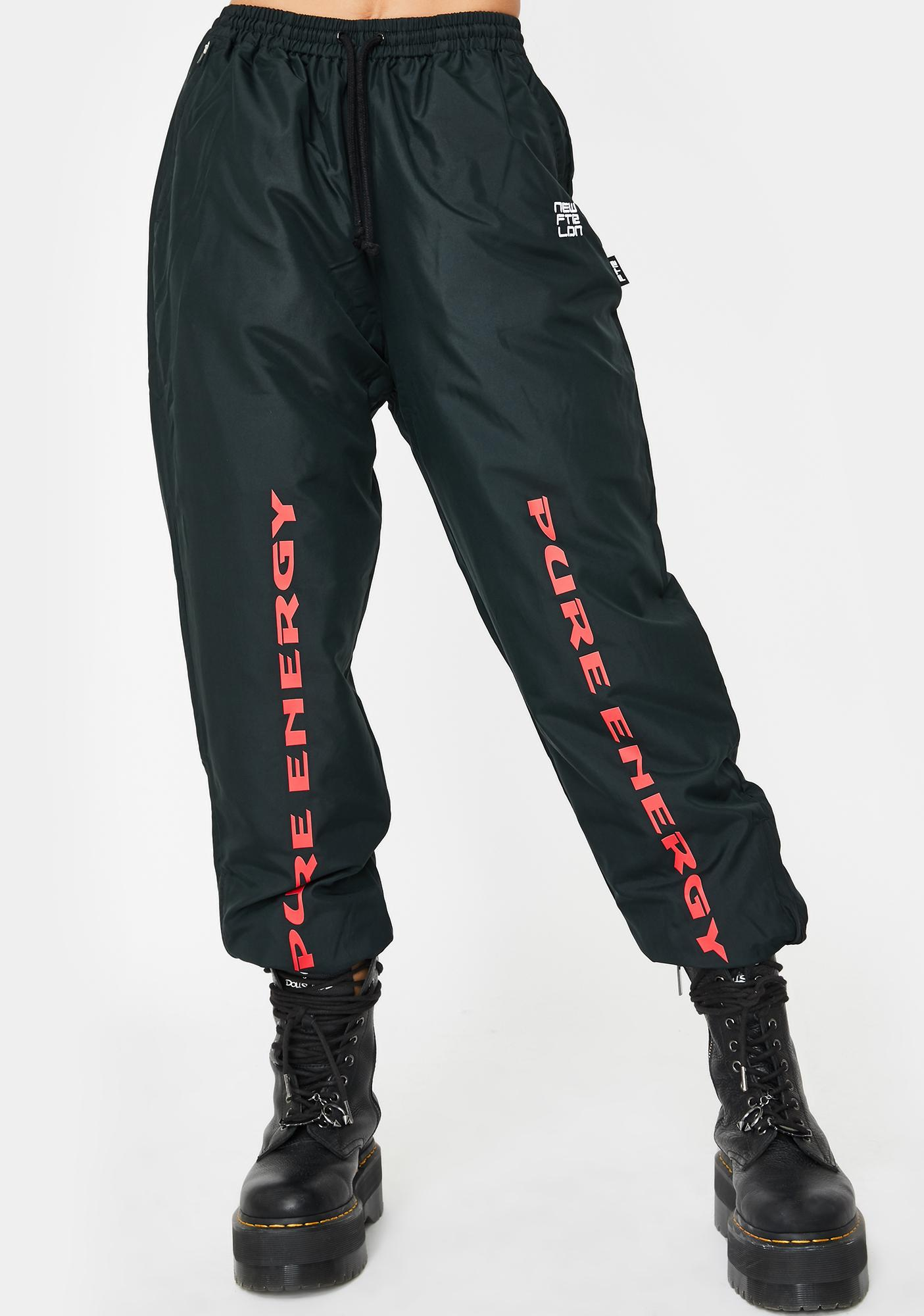 NEW FTR LDN Pure Energy Track Pants