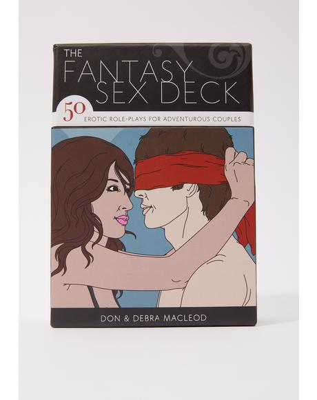 The Fantasy Sex Deck