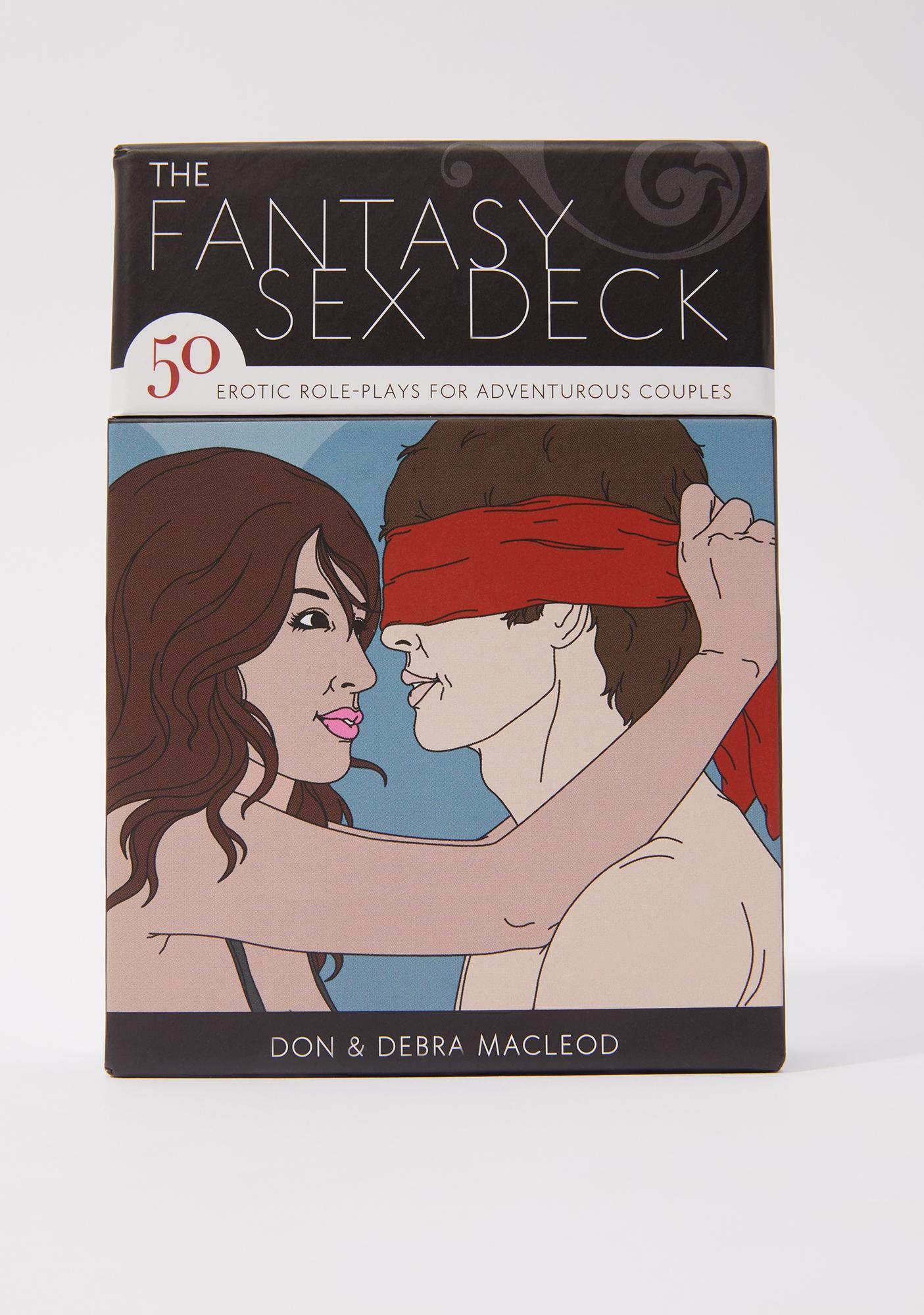 The Fantasy Sex Deck