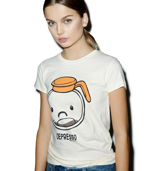 Depresso Tee
