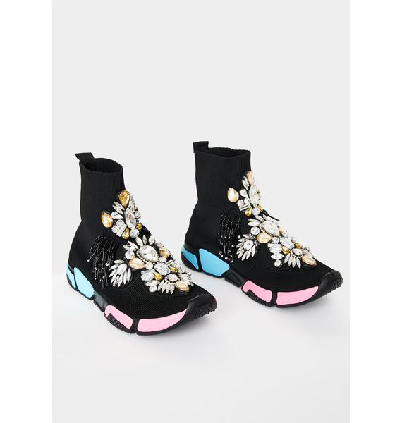 AZALEA WANG Formation Sock Sneakers
