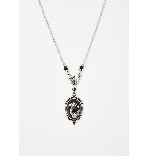 Nosferatu Vampiris Pendant Necklace