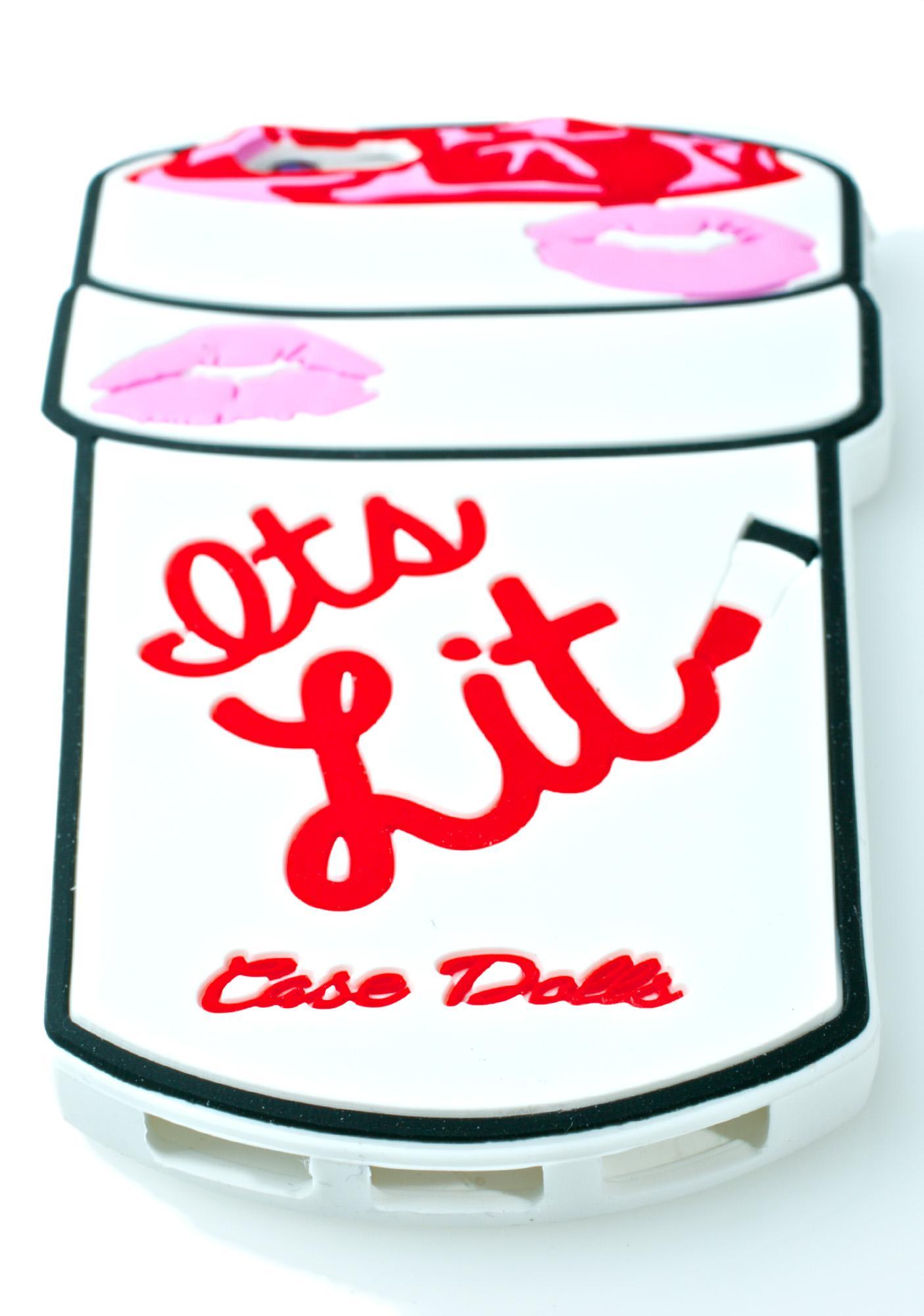 Case Dolls Team Litty iPhone Case