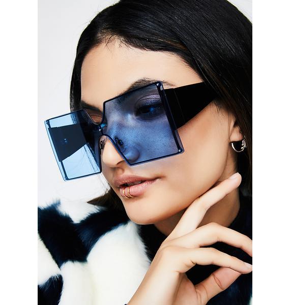 Blue C-Note Sunglasses
