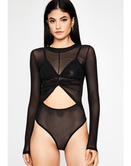 Bish Bye Sheer Bodysuit