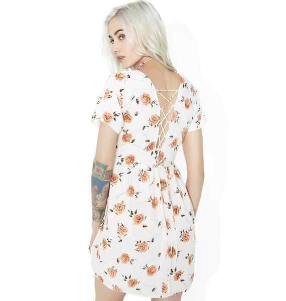 Motel Salazar Babydoll Dress