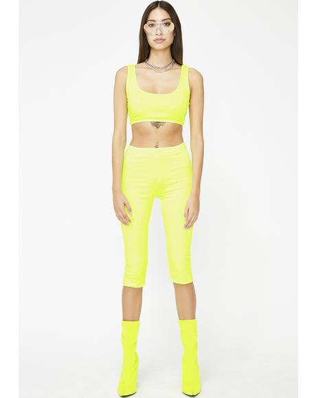 Voted Most Athletic Neon Set