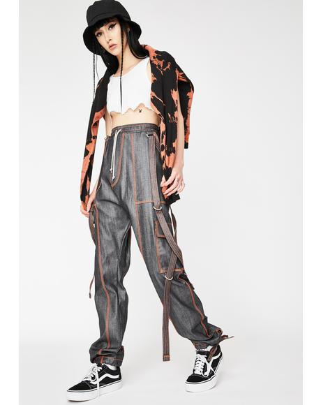 Future Workwear Cargo Pants