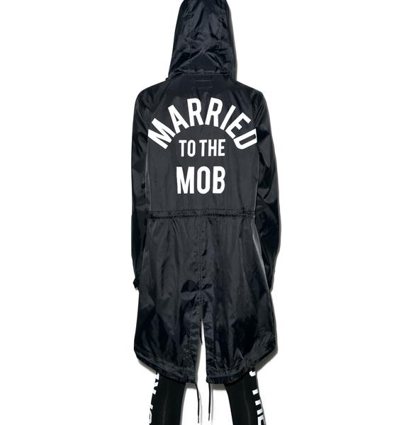 Married to the Mob Arch Mob Parka