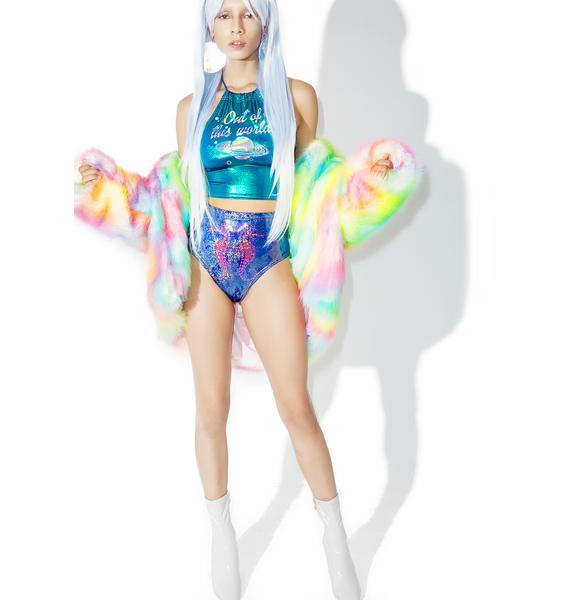 Jade Clark Wetlook Seahorse Bikini Bottom