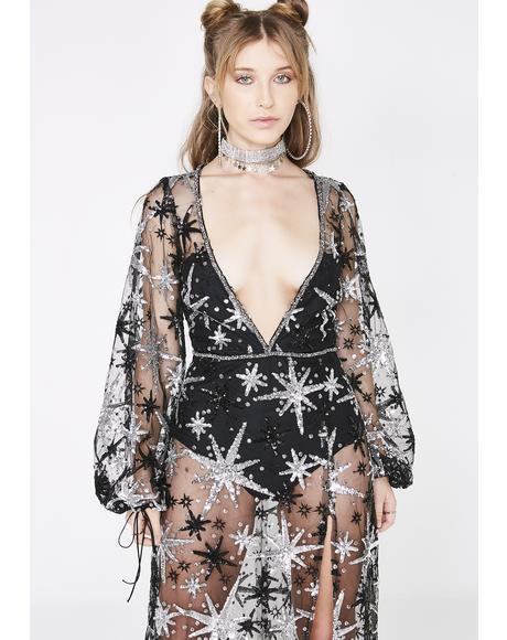 Stardust Maxi Dress