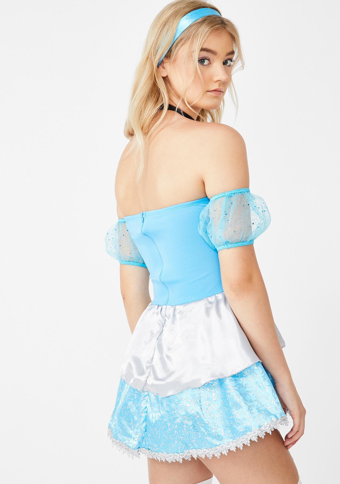 Glass Slipper Costume Set