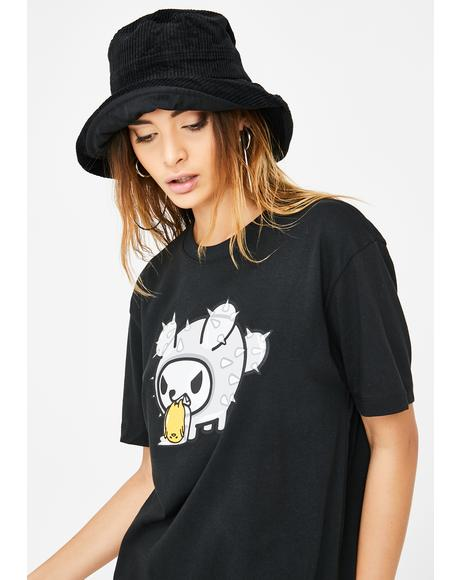 Gude Cactus Dog Graphic Tee
