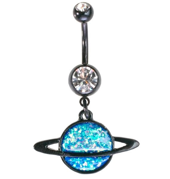 In Orbit Belly Ring