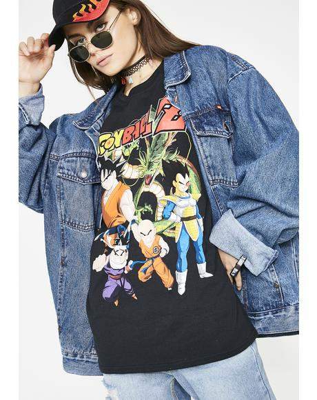 Anime Slay Graphic Tee
