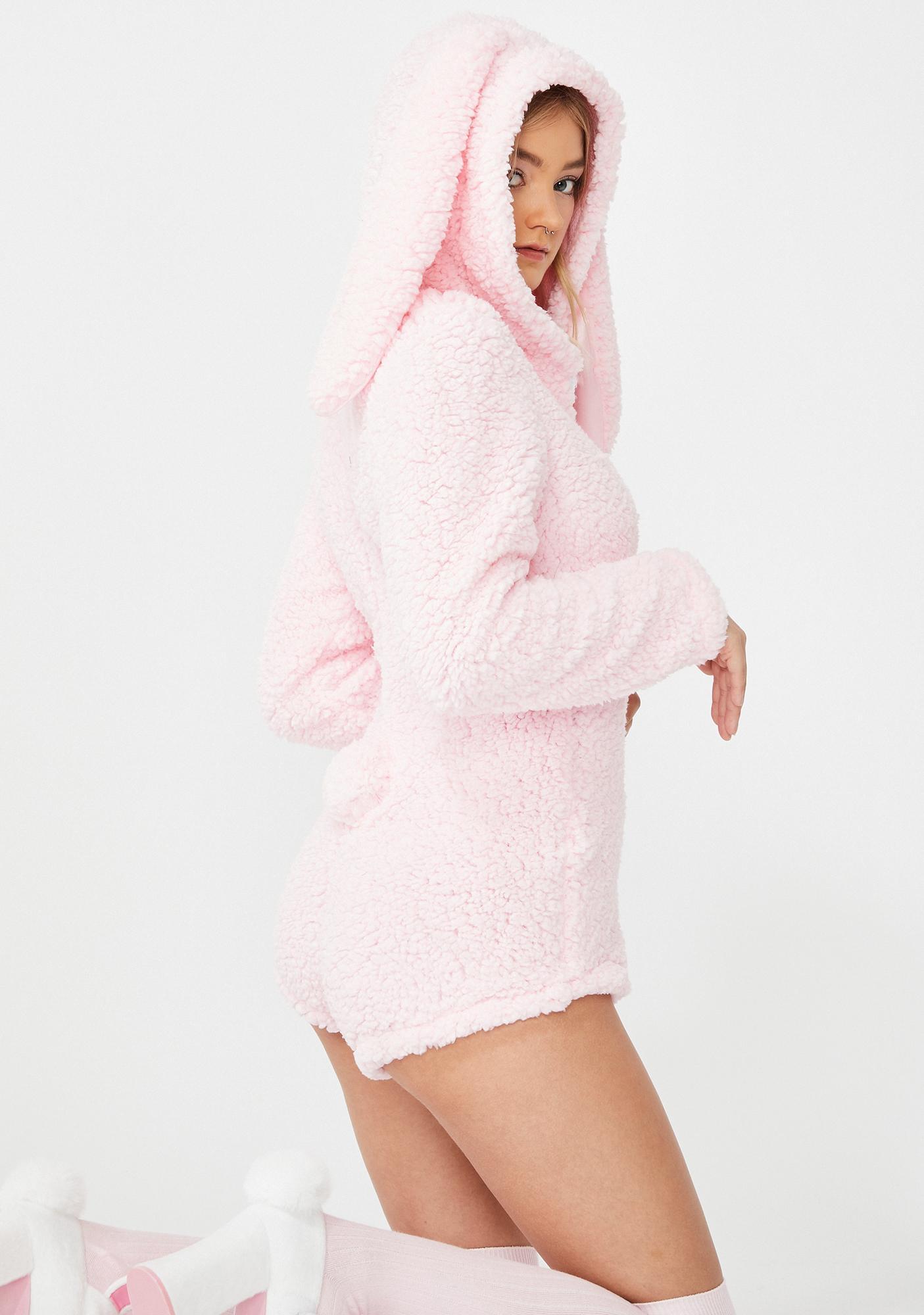 Cuddly Creature Bunny Costume