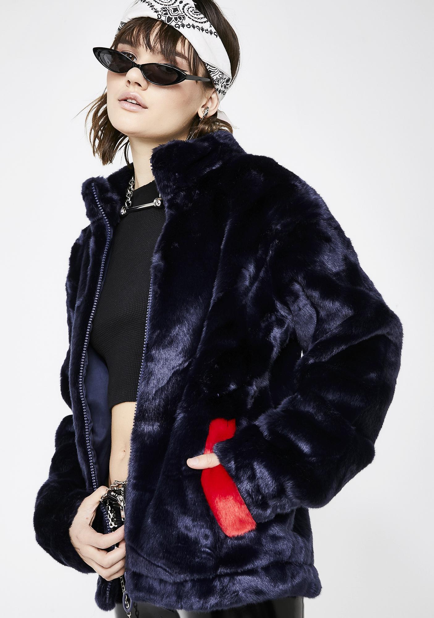 951e3acc Arianna Fur Jacket