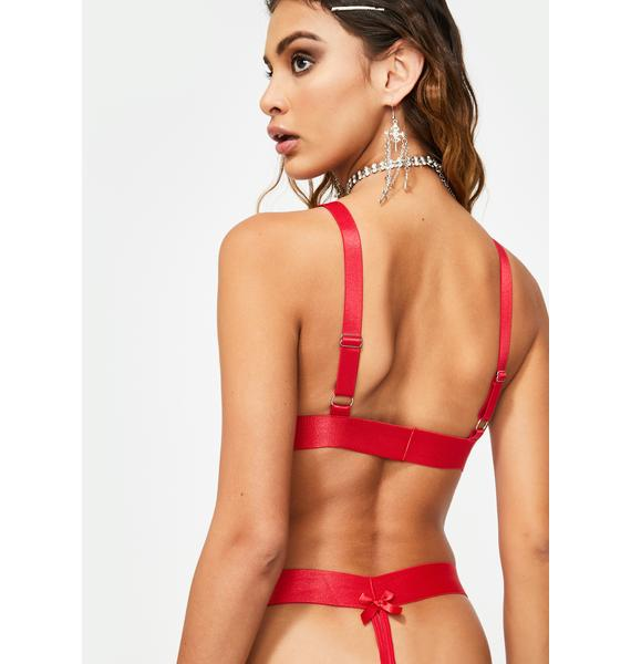 Gift Unwrapped Bralette Set