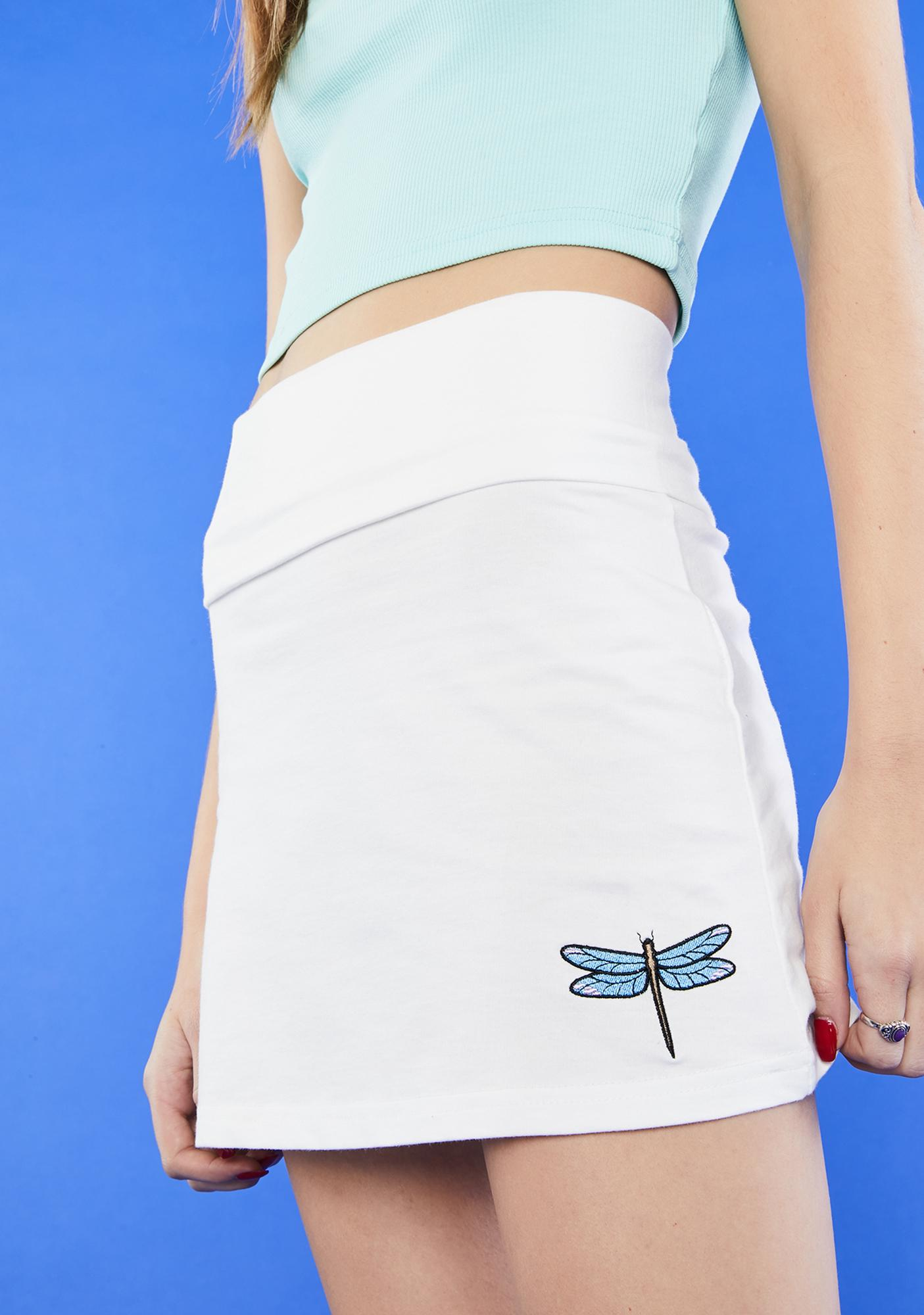 dELiA*s by Dolls Kill Fly With Me Tennis Skirt