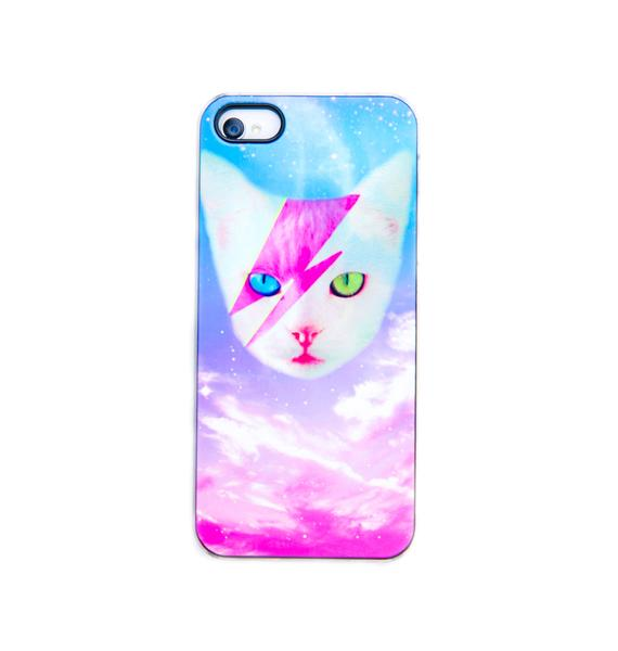 David's Meow iPhone 5 Case