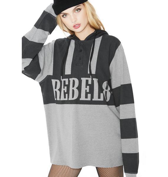 Rebel8 Lodi Dodi Pullover Hoodie