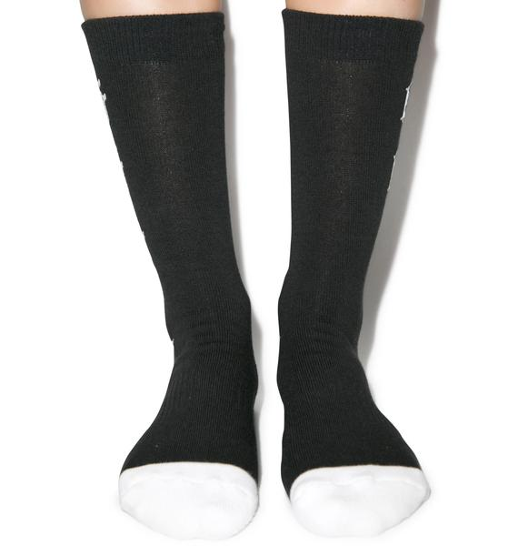 Blackcraft 666 Socks