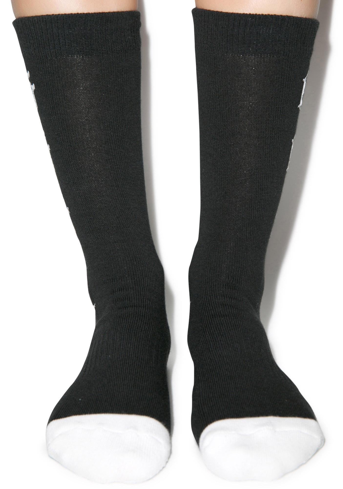 Blackcraft 666 Socks