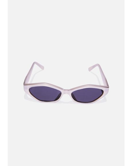 White Brooke Sunglasses