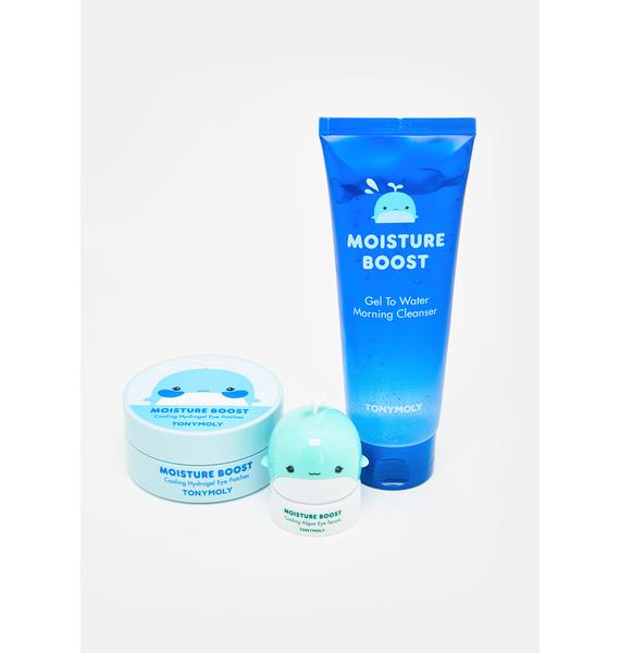 TONYMOLY Moisture Boost Cooling Hydrogel Eye Patches