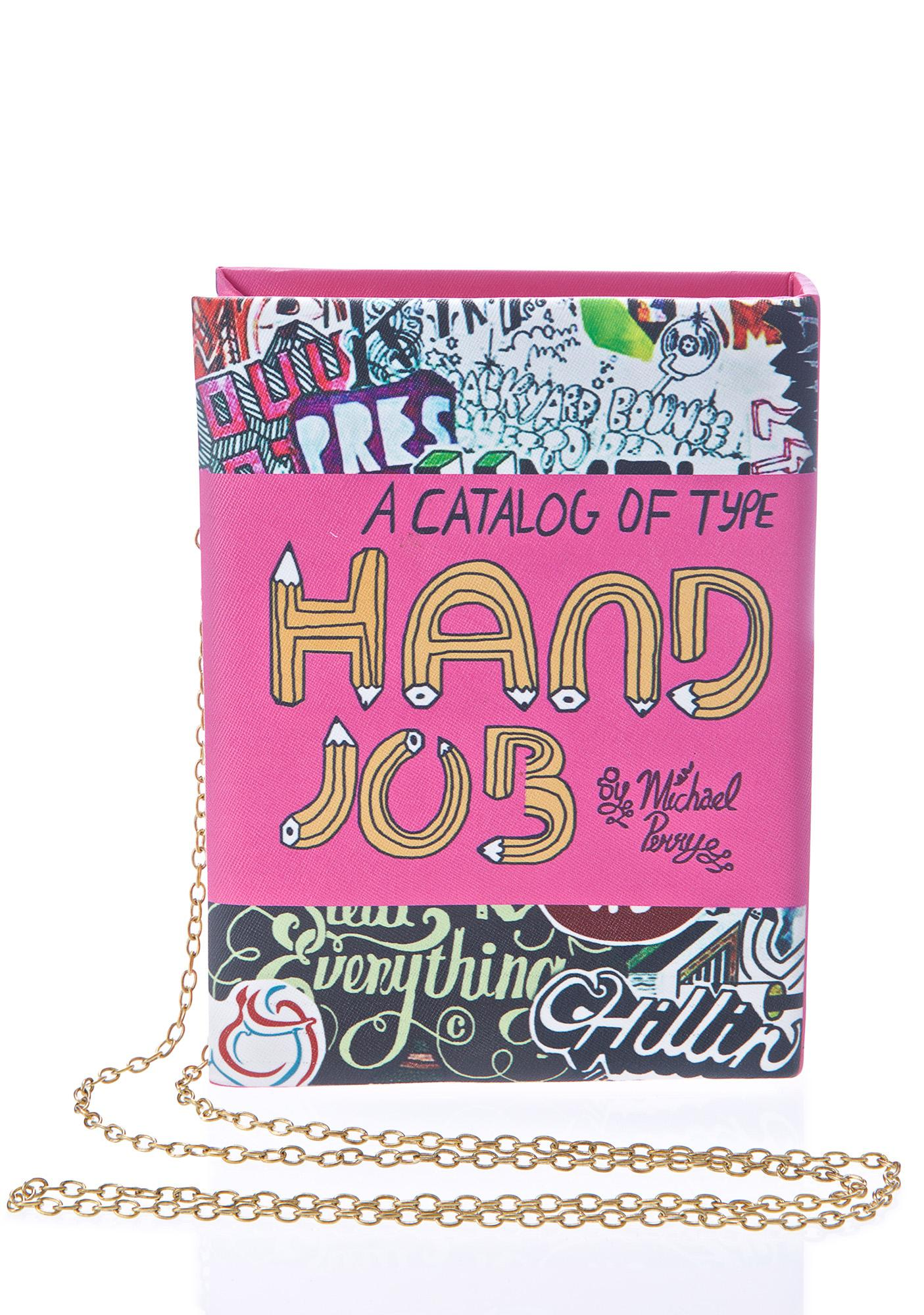 Handy Book Clutch