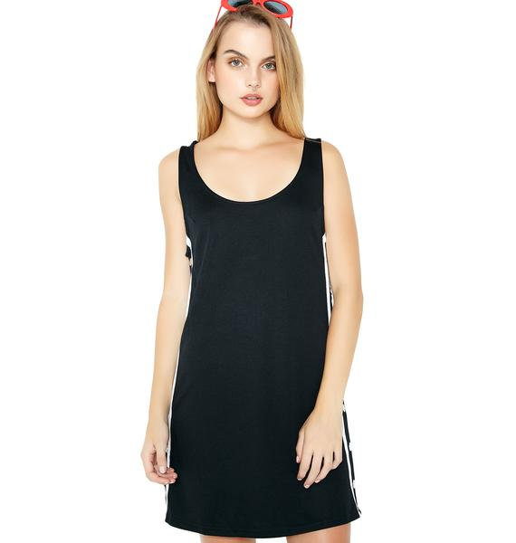 Onyx Winners Only Tank Dress
