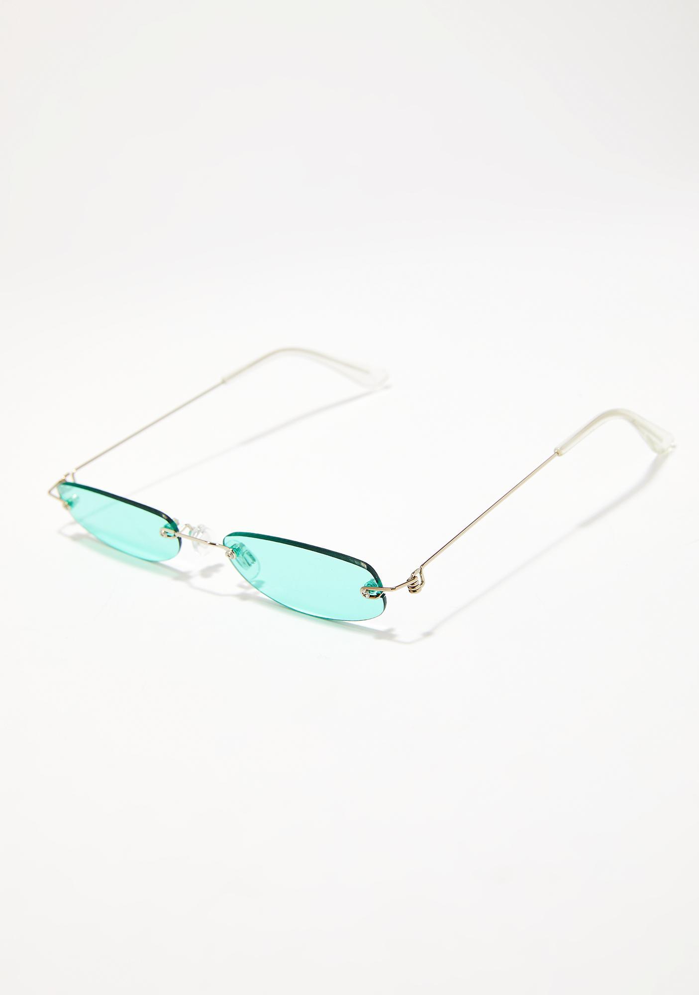 Kush You Da Boss Tiny Sunglasses