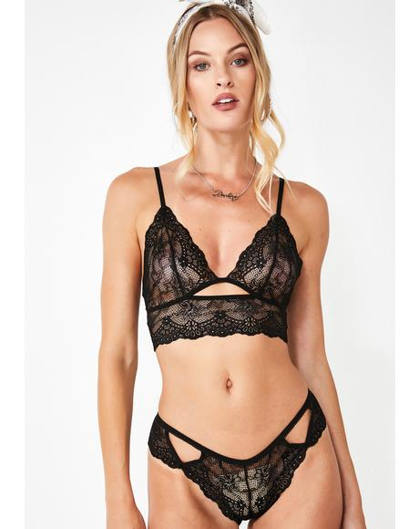 Kinky Galore Lingerie Set