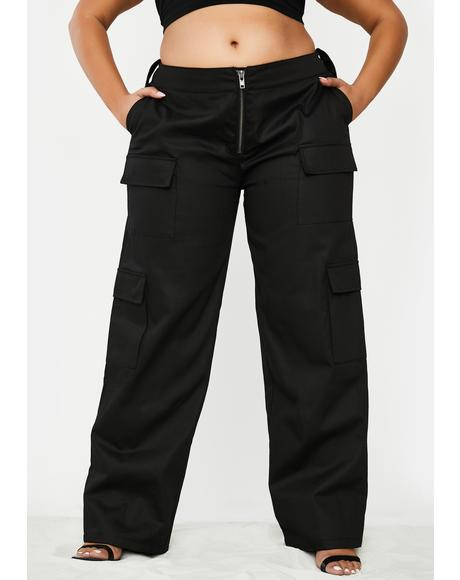 Late Booked Meetings On Rodeo Cargo Pants